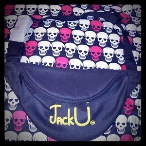 EDM Skrillex Diplo Jack Ü Official Fanny Pack